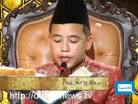 Dunya Tv-09-08-2011-8th Ramzan-husan-e-qirat Competition-abdul Basit-quettah video
