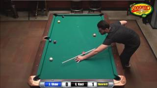 Joss Northeast 9-Ball Tour Jayson Shaw vs Eklent Kaci Finals set 2