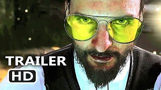"FAR CRY 5 ""Trust, Prey & Obey"" Trailer (2018) Blockbuster Game HD"