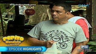 Pepito Manaloto: Walang patawad sa pagkain