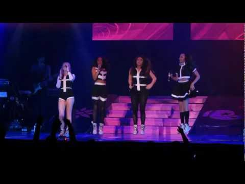 Little Mix - Madhouse - at the BIC, Bournemouth on 16/02/2013