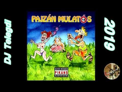 DJ Telegdi - Pajzán Mulatós Mix