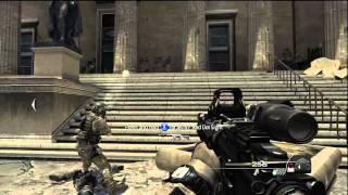 "Call Of Duty Modern Warfare 3 First gameplay |  Single Player Campaign ""Black Tuesday"" - Walkthrough"