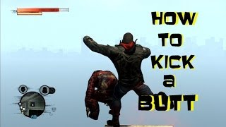 How To Kick A Butt (Prototype 2)