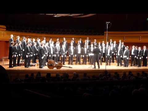 Here Come The Irish - Notre Dame Glee Club, Spring Concert 2012 video