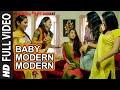 'BABY MODERN MODERN' Full VIDEO Song | Baankey ki Crazy Baraat | T-Series