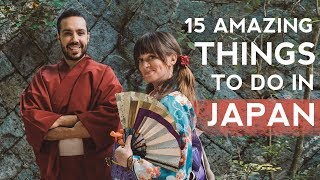 Japan Travel Guide: 15 AMAZING Things to Do in Japan (Watch This Before You Go)