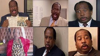 Stanley From The Office Is So Precious When He Smiles