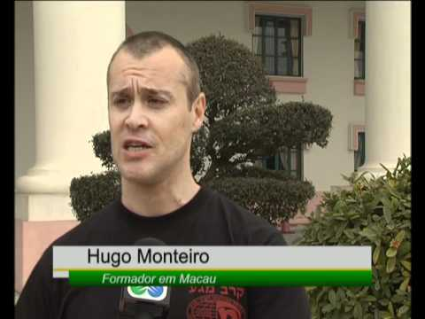 Krav Maga on Macau News Report Feb 2012.wmv
