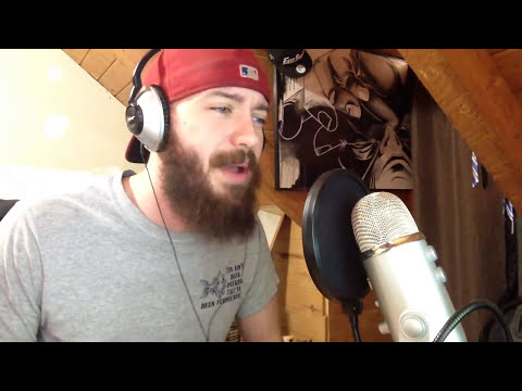 AMAZING TONGUE TWISTER RAP - Alphabet Insanity - Mac Lethal Attempt