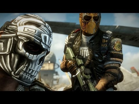 GameSpot Reviews - Army of Two: The Devil's Cartel