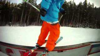 B Complex - Winter (Extreme Skiing and Snowboarding Video)