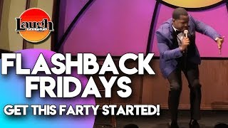 Flashback Fridays | Get This Farty Started! | Laugh Factory Stand Up Comedy