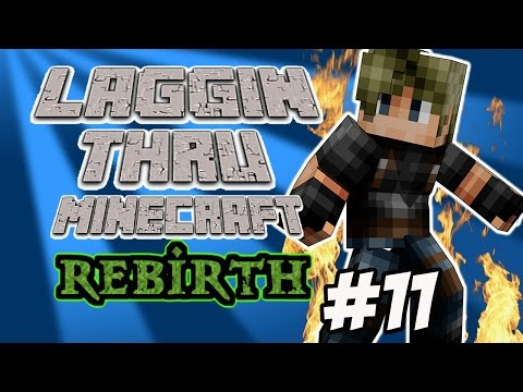 Laggin Thru Minecraft:Rebirth, Ep11: Slime Frog of a Thousand Slime Frogs