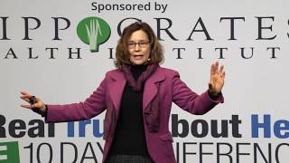 Defeating Disease with Whole-Food Plant-Based-Diets. What to Eat - with Author Brenda Davis