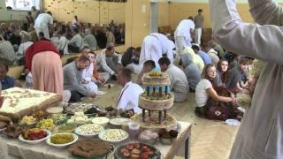 2011.10.22. Vyasa Puja part 6 Prasadam HG Sankarshan Das Adhikari - Kaunas, Lithuania