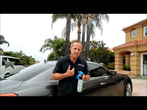 Detailing Clay:  part 2 Nanoskin Autoscrub review on a new Maserati