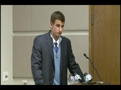 Austin Hatch Breaks His Silence at Press Conference in Los Angeles Part 2