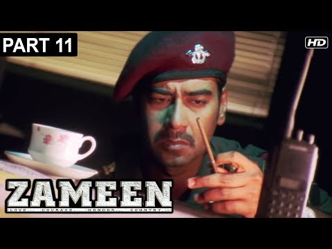 Zameen Hindi Movie HD | Part 11 | Ajay Devgan, Abhishek Bachchan, Bipasha Basu | Latest Hindi Movies