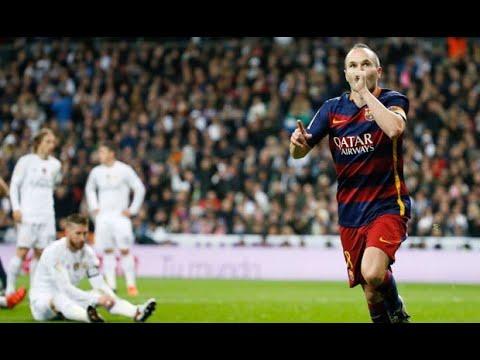Real Madrid 0-4 Barcelona | Goles | COPE | 21/11/2015 | El Clasico