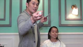 Oriflame make over by Philips Kwok Part 9
