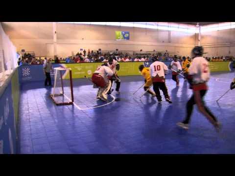 Floor Hockey - Transitions