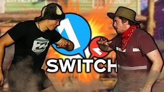 MOST COMPETITIVE GAME EVER! 1-2 Switch (Funny Moments)