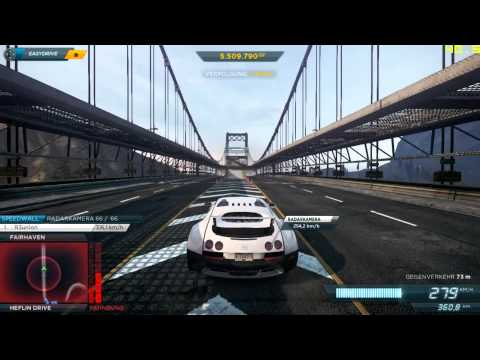 Need for Speed Most Wanted 2012 - on Intel HD Graphics 4600 Test