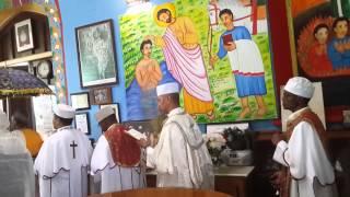 EPIPHANY 2015 ETHIOPIAN ORTHODOX CHURCH IN BERMUDA