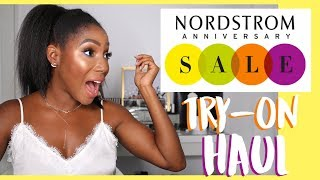 HUGE NORDSTROM ANNIVERSARY SALE TRY ON HAUL 2018 | Whitney Wiley