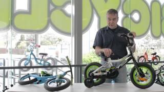 12-inch kids bike