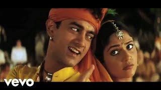A.R. Rahman - Radha Kaise Na Jale Best Lyric Video|Lagaan|Aamir Khan|Asha Bhosle