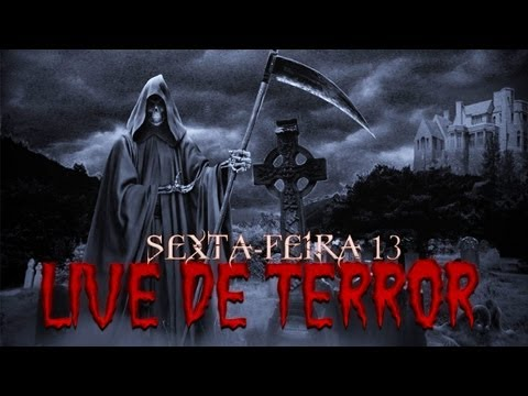Sexta.feira 13. Live de Terror