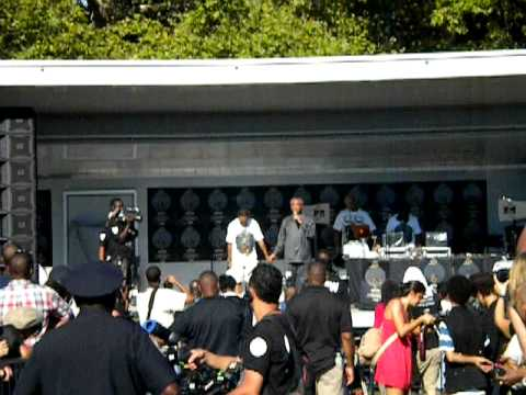Spike Lee's MJ's BDAY Bash!! Prospect Park, BK 2010!!