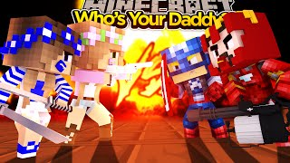 Minecraft Adventure - BOYS vs GIRLS, WHO'S YOUR DADDY!!!