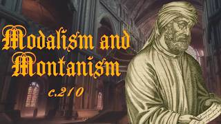 Video: In 210 AD, Modalism explained God manifest in '3 modes' as Father, Son and Holy Spirit - Lorence Yufa (Milwaukee Athiests)