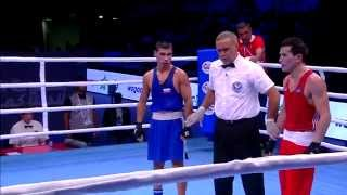AIBA World Boxing Championships Doha 2015 - Session 7B  - Preliminaries 2