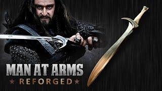 Orcrist (The Hobbit) – MAN AT ARMS: REFORGED