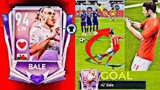 I GOT HEARTBREAKER BALE -How bale takes Penalties,Freekicks,Goals! Greatest Master in fifa Mobile 19
