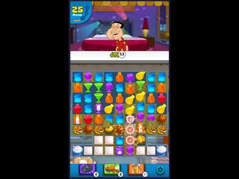 Family Guy Another Freakin Mobile Game Level 1065 NO BOOSTERS
