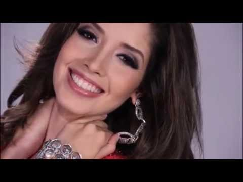 EL SALVADOR, Larissa Vega - Contestant Introduction: Miss World 2014