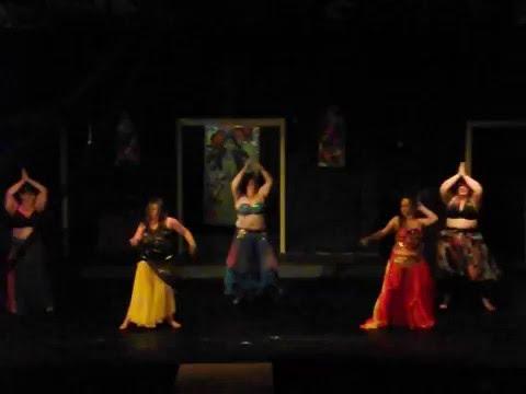12  Sandra Li's Beginner Ensemble   Intro Aswan Dances