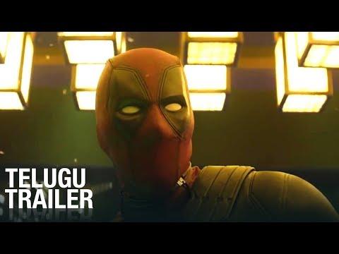 Deadpool 2   Telugu Trailer   Fox Star India   May 18