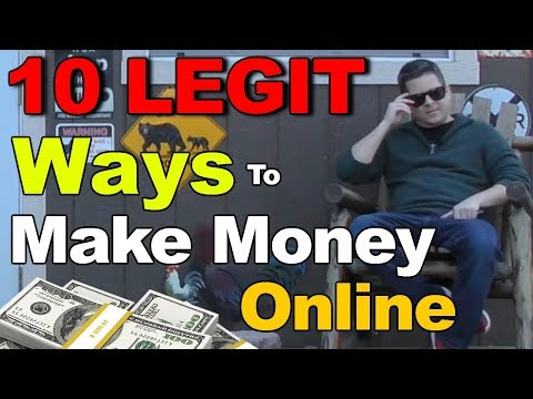 10 Legit Ways To Make Money Online In 2019 With 3 Passive Income Methods You Can Set Up Fast