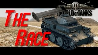 The Race - Bonne année !!! - World of Tanks