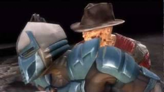 Mortal Kombat Freddy Krueger Fatalities/Babality/Ending