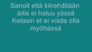 Zamius - Pojan ja tytön tarina feat. Suvi Niemelä