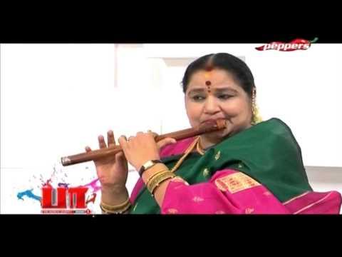 Sublime Flute Musician - Sikkil Mala Chandrasekar Part 2