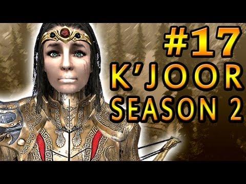 Dark Plays: Skyrim With K'joor Season 2 [17] - the Necromania video