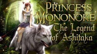 ★ The Legend of Ashitaka (Orchestra) | Princess Mononoke